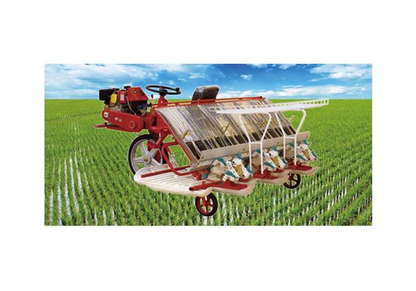 乘座式(高速)水稻插秧机 2ZG-6300A型