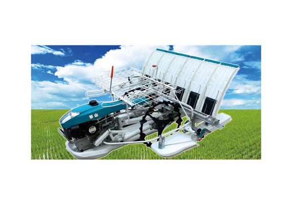 手扶式水稻插秧机 2ZS-6插秧机