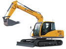 XE85C挖掘机