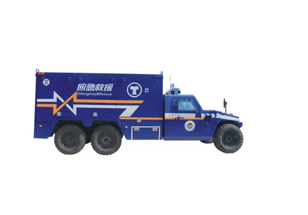 消防車組——泵浦單元