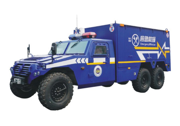 技術救援車