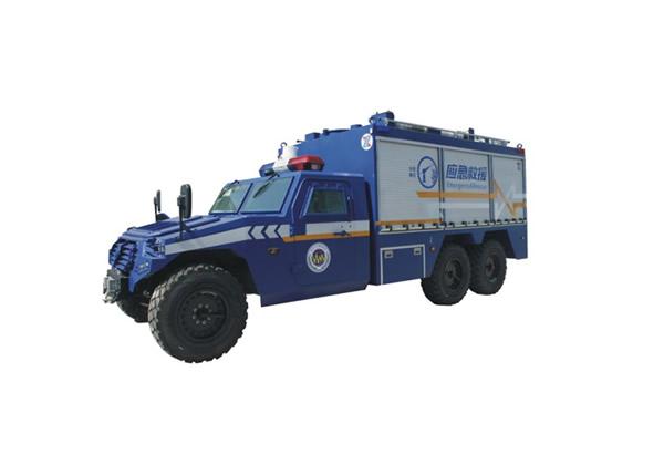 消防車組——水炮單元